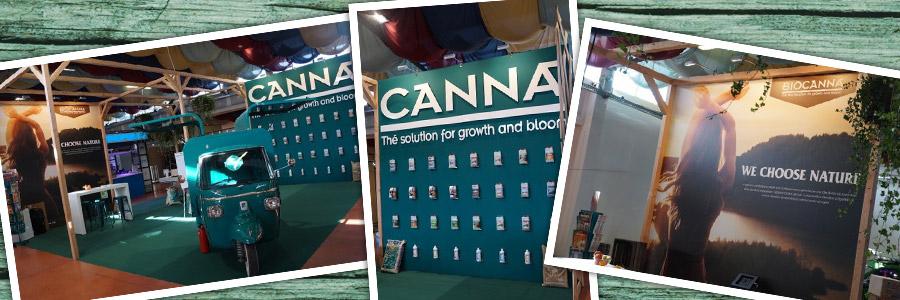 CANNA a Canapa Mundi 2017