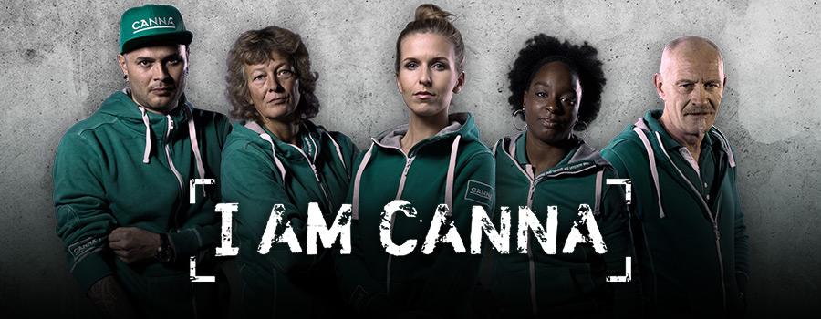 I AM CANNA @ Cannafest 2016